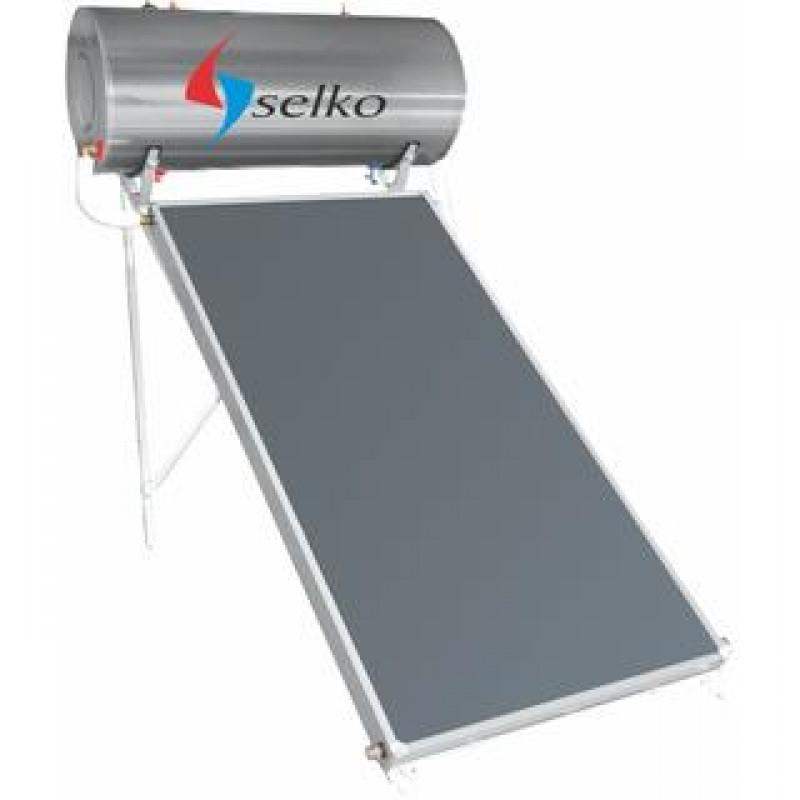 Solar system SELKO 120lt/2m2 floor three energy
